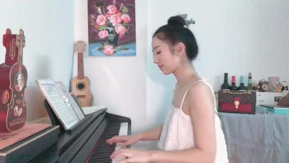 奇异果儿喵 发布了一个钢琴弹奏视频,欢迎