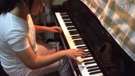 我爱你中国(钢琴曲)