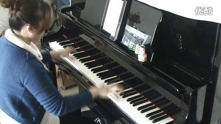 朗朗《我爱你中国》钢琴视奏版