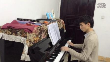 猪八戒背媳妇 钢琴 黄雪糕