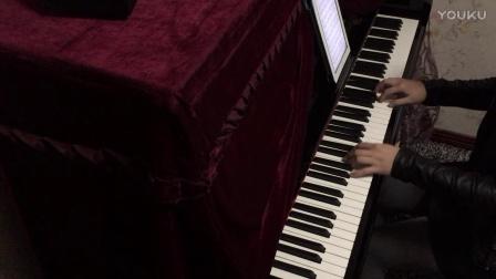 我是歌手 赵雷《成都》钢琴曲