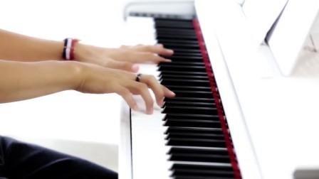 钢琴版《我的前半生》插曲《曾经唯一》-文武贝演奏
