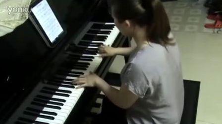 《猪八戒背媳妇》钢琴视奏版