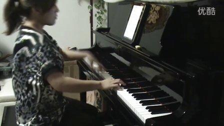 马克西姆《澄镜之水》钢琴视奏