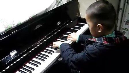 钢琴——四小天鹅舞曲