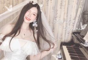 【钢琴】《梦中的婚礼》理查德克莱德曼