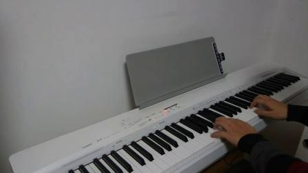 哆啦A梦 机器猫 钢琴原版