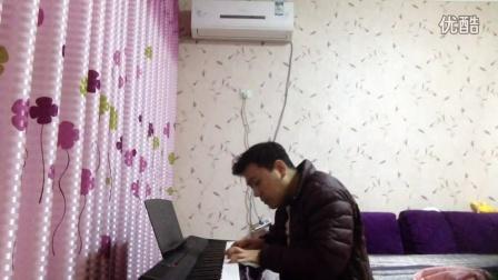 《卷珠帘》钢琴演奏