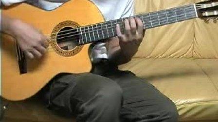 吉他独奏 天空之城主题曲 君