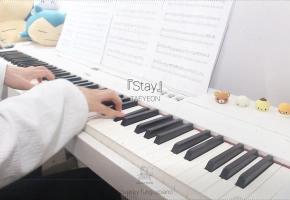 【钢琴】Taeyeon 泰妍 日专新曲 - Stay