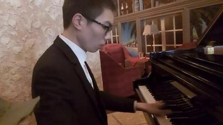 梦中的婚礼(三角钢琴)