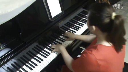 贝多芬《悲怆》第三乐章  钢