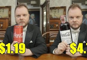 【不务正业】不同价位的可口可乐饮料有什么区别?