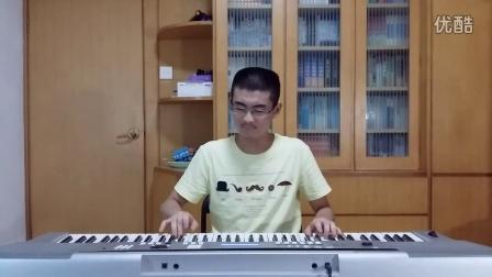哆啦A梦(电子琴演奏)