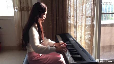 钢琴曲 轻音乐 《水边的阿狄