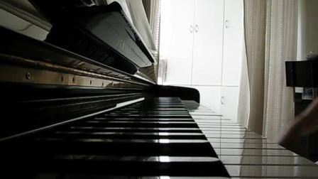钢琴:月亮代表我的心