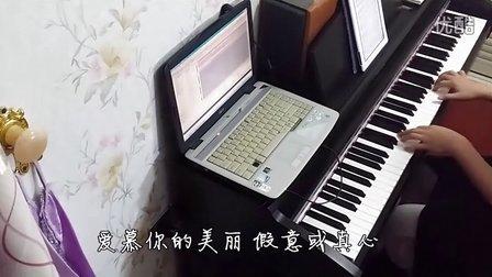 李健《当你老了》琴键狂舞 钢
