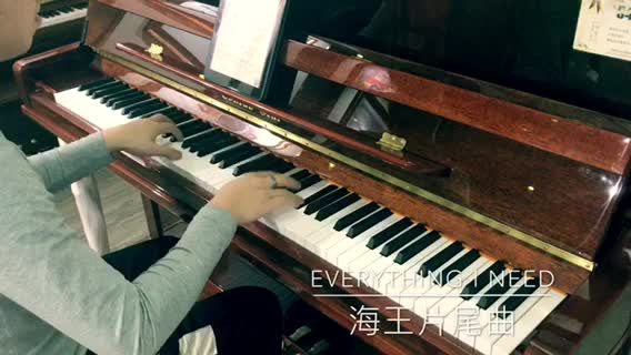 Landry_b 发布了一个钢琴弹奏视频