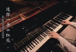 【钢琴】送你一朵小红花,开在你昨天新长的枝桠