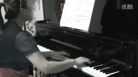 江苏民歌《茉莉花》钢琴视奏版