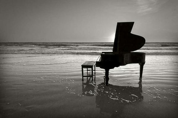 超高颜值美少女钢琴弹唱《说散就散》, 眼睛与耳朵同时怀孕中!