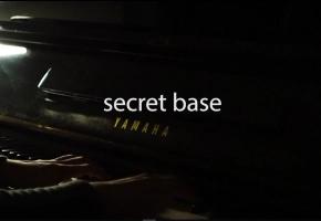 【钢琴】未闻花名ED  《secret base》君がくねたもの~