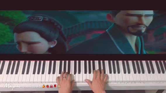 请叫我晴学长 发布了一个钢琴弹奏视频,欢
