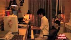赵海洋夜色钢琴曲《默》