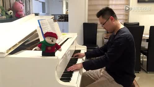丑八怪+模特 钢琴版