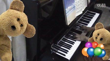 德沃夏克 《幽默曲》钢琴视奏