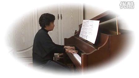钢琴《幽默曲》