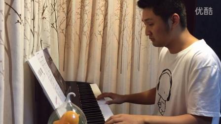 《微微一笑很倾城》姜创钢琴 即兴演奏