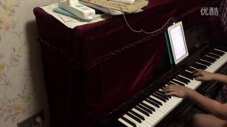 TFBOYS《小精灵》钢琴曲