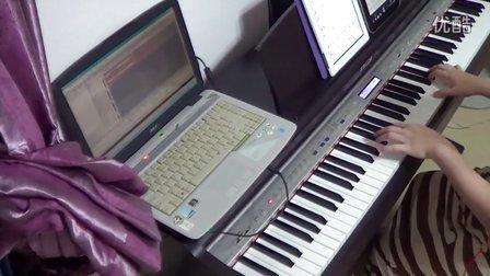 雷诺儿《上世纪的童话》钢琴版