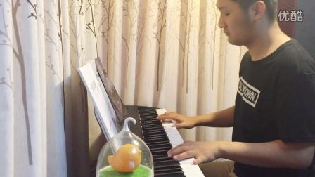 张信哲 华晨宇《微光》《我是歌手》钢琴版 姜创钢琴