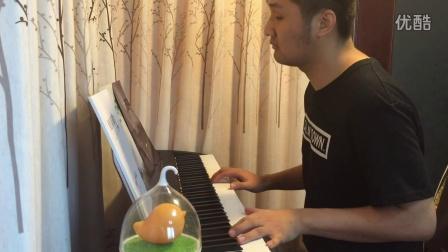 周杰伦《彩虹》姜创钢琴即兴《中国新歌声》包师语版