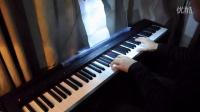 《在水一方》---我是歌手李健版本 钢琴独奏 姜创视频
