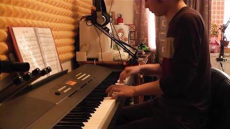 《秘密的庭院》 纯钢琴 演奏