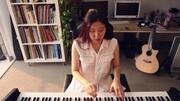 弹琴吧猫宁桑钢琴演奏《Flower Dance》花之舞
