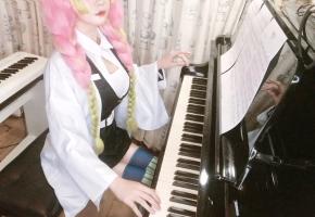 【钢琴】《鬼灭之刃》OP《红莲华》by LiSA