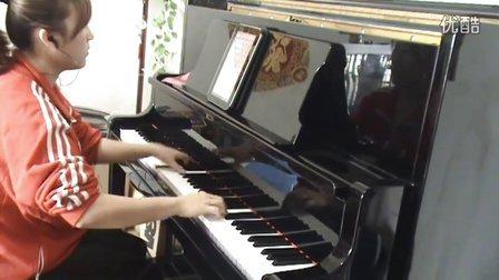 莫扎特《土耳其进行曲》钢琴视