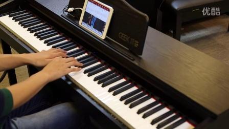 用geek智能钢琴学弹琴:那