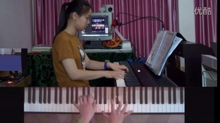 我和我的祖国[钢琴弹唱]