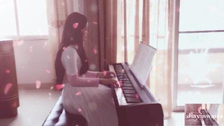 《凉凉 钢琴版》电钢琴 轻音