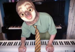 全世界最慢的钢琴视频,请耐心看完