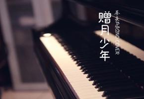 碎玉投珠同人曲《赠月少年》钢琴演奏版