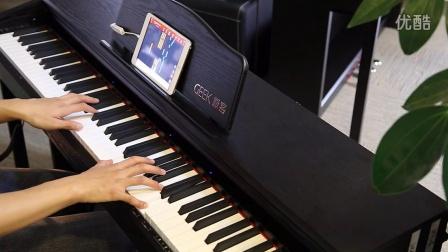 GeeK智能钢琴学习效果展示
