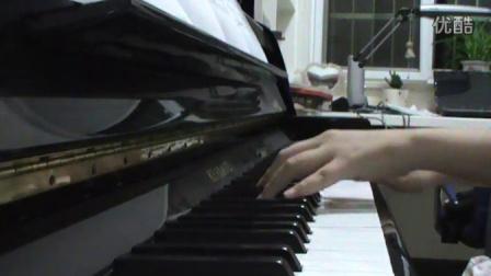 淘汰 钢琴版