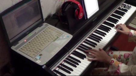 继承者们《只要用心》钢琴曲