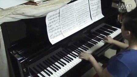 《愤怒的小鸟》钢琴视奏版